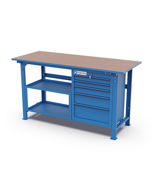 Workbenches – 5 Drawers